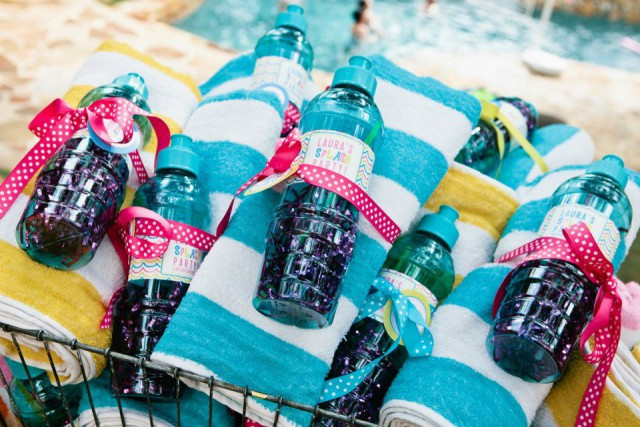 Pool Party Gifts Ideas  How to Throw a Summer Pool Party for Kids