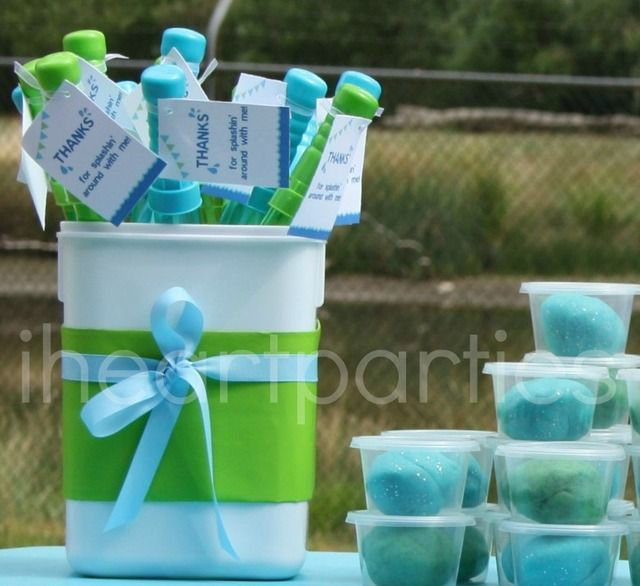 Pool Party Goody Bag Ideas  63 best images about Pool Party & Goody Bags on