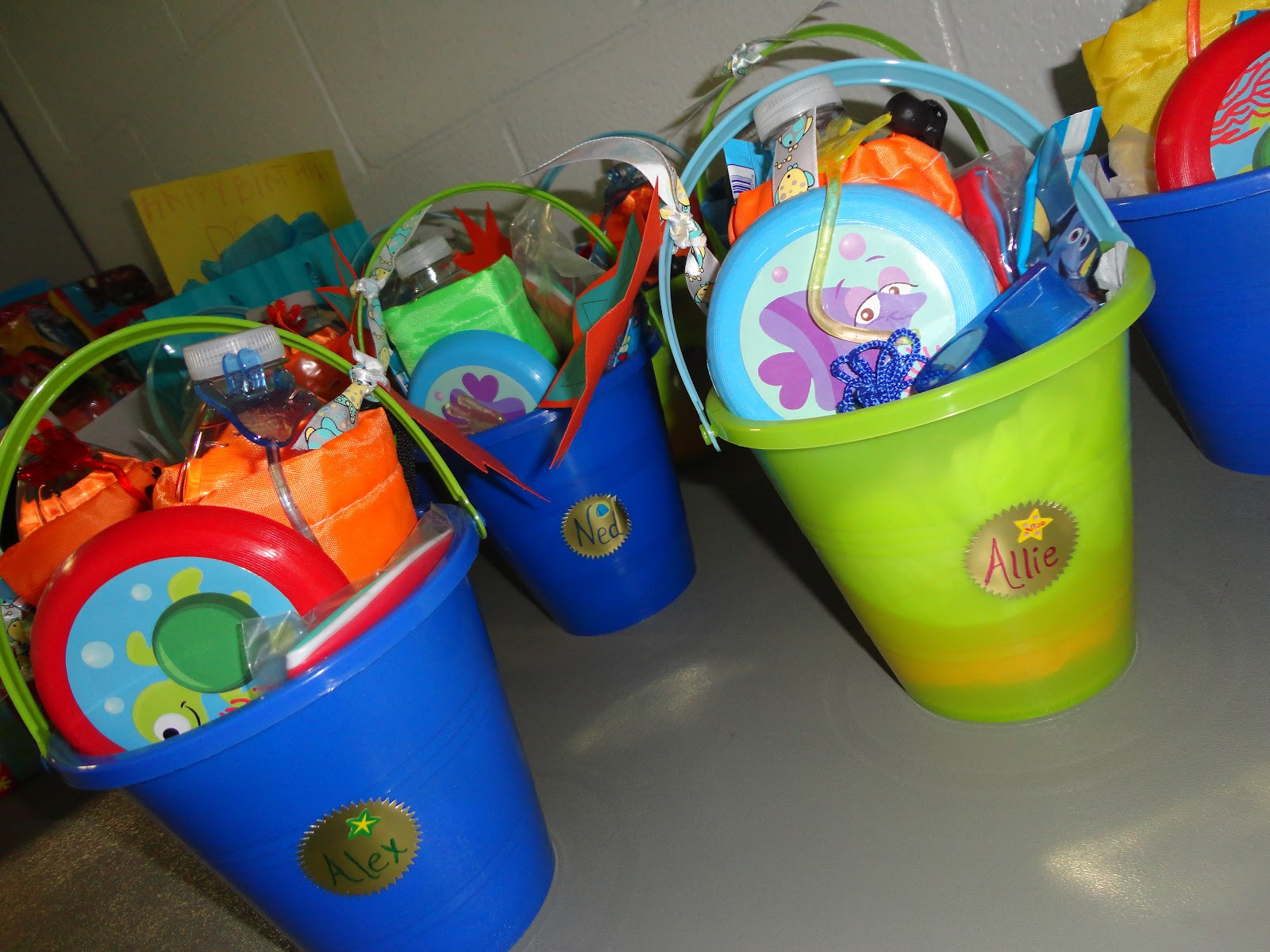 Pool Party Goody Bag Ideas  Oh Goo Pool Party