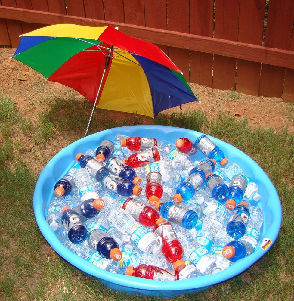 Pool Party Ideas For Girls  Pool Party Birthday Party Ideas 1 of 34