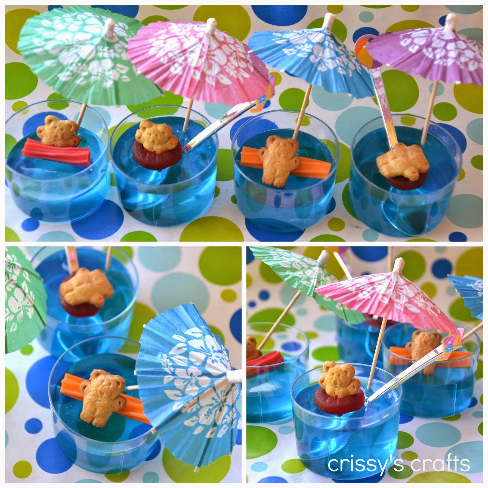 Pool Party Ideas For Girls  Crissy s Crafts Fun in the Sun Party