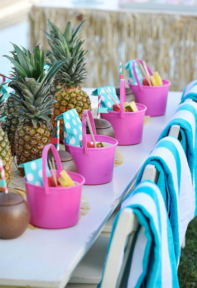Pool Party Ideas For Toddlers  18 Ways to Make Your Kid's Pool Party Epic