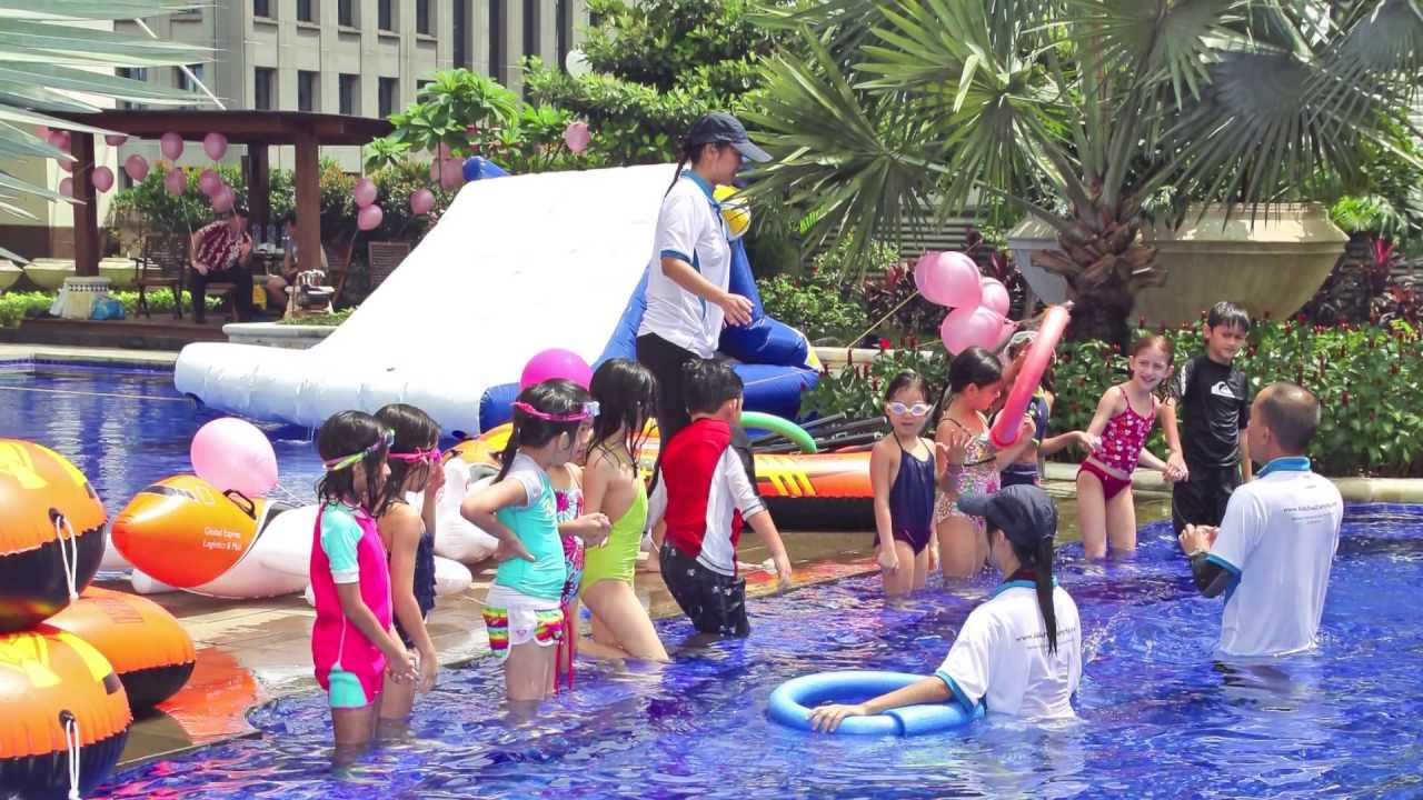 Pool Party Ideas For Toddlers  Kids Pool Party Singapore