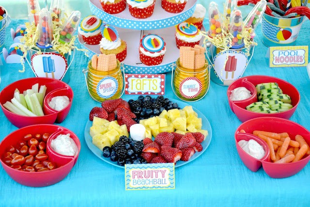 Pool Party Ideas For Toddlers  How to Throw a Summer Pool Party for Kids