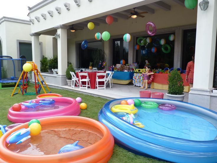 Pool Party Ideas For Toddlers  Image result for food for kids pool party