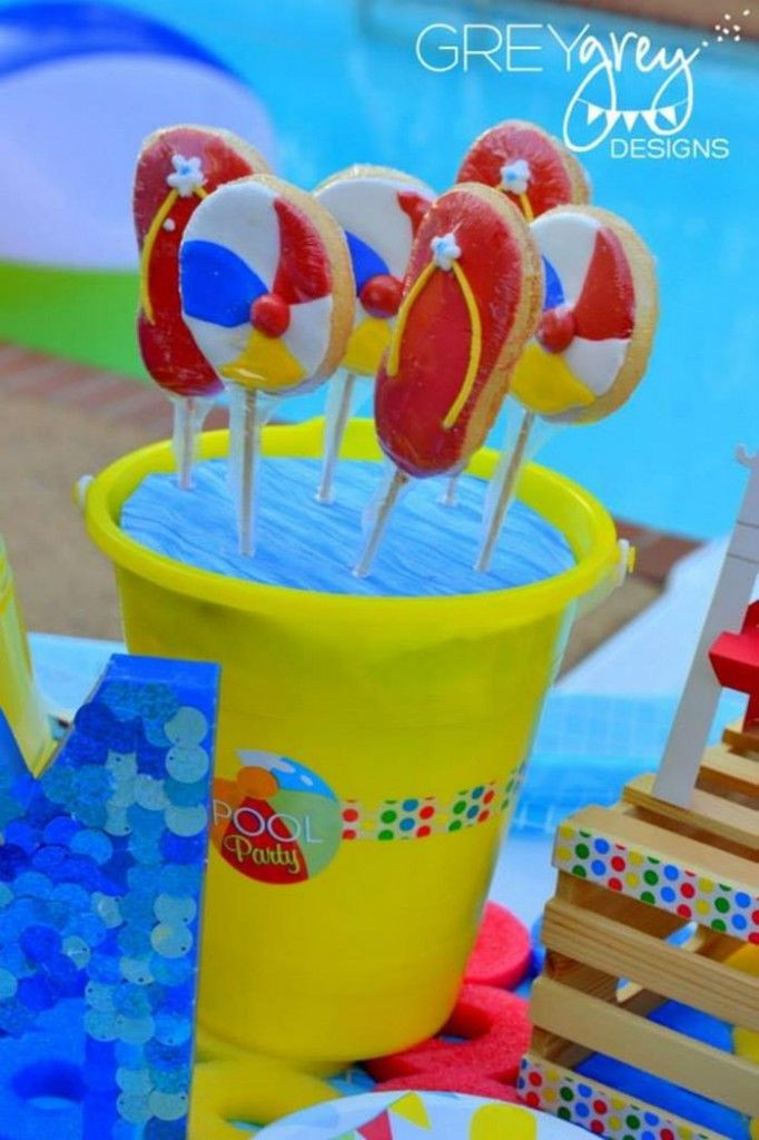 Pool Party Ideas  Pool Party Decorating Ideas