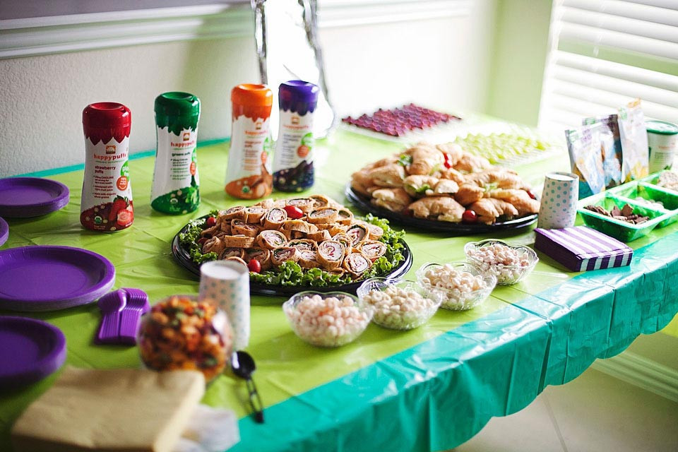 Pool Party Menu Ideas  The Perfect Kids Pool Party