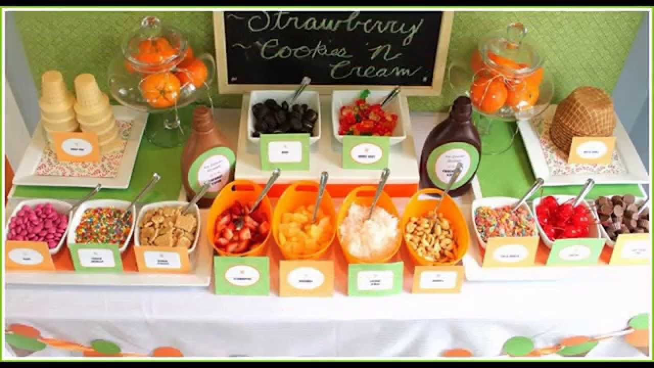 Pool Party Menu Ideas  Awesome Pool party food ideas