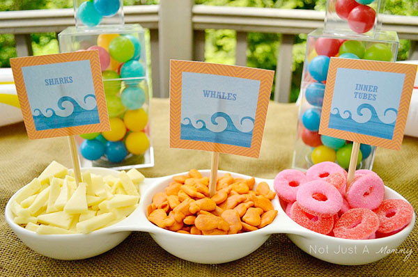 Pool Party Menu Ideas  Pool Party Food Ideas B Lovely Events
