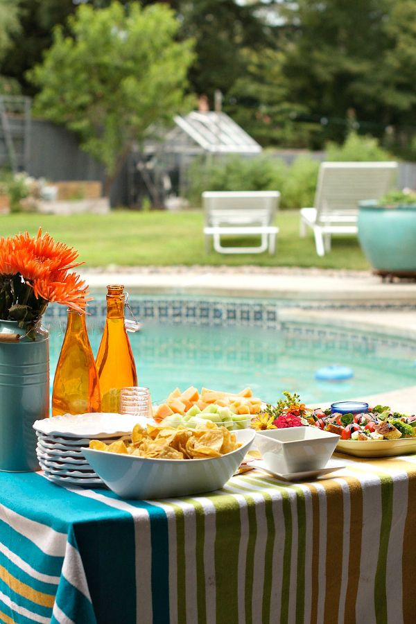 Pool Party Menu Ideas  Best 25 Pool party foods ideas on Pinterest