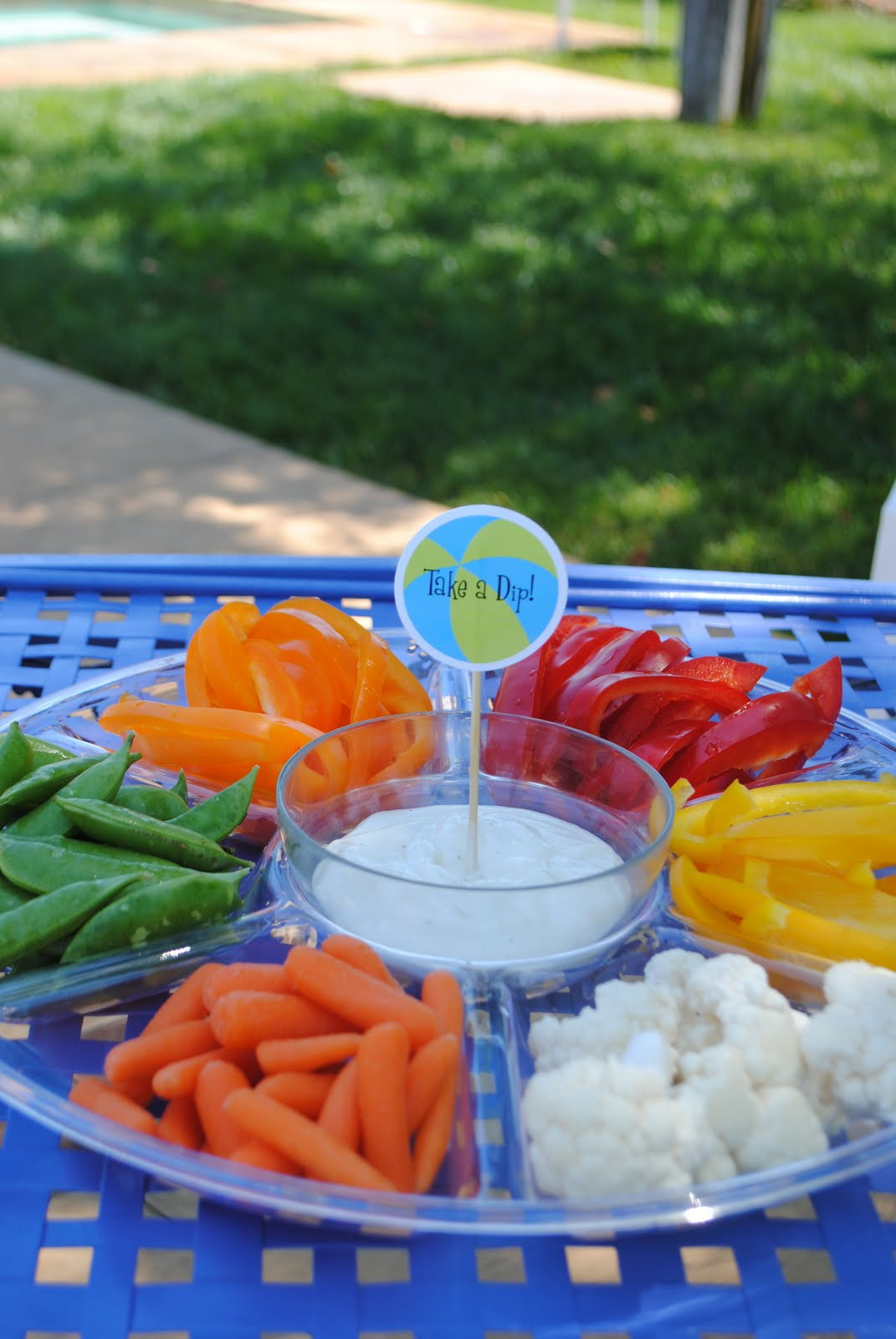 Pool Party Snack Ideas  Jac o lyn Murphy Pool Party Dips Drinks and Swim Snacks
