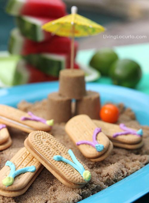 Pool Party Snack Ideas  Top 20 Favorite DIY Party Ideas