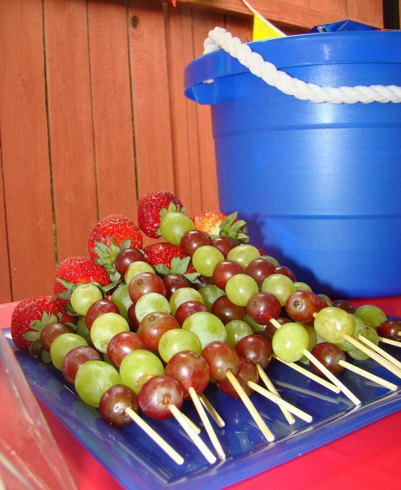 Pool Party Snack Ideas  Pool Party Birthday Party Ideas Parties