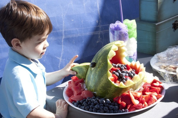 Pool Party Snack Ideas  summer pool party ideas