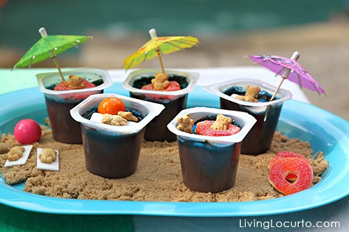 Pool Party Snack Ideas  The Best Pool Party Ideas