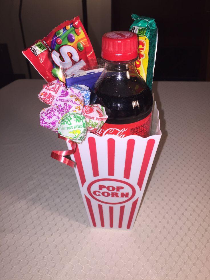 Popcorn Gift Baskets Ideas  25 best ideas about Popcorn t baskets on Pinterest