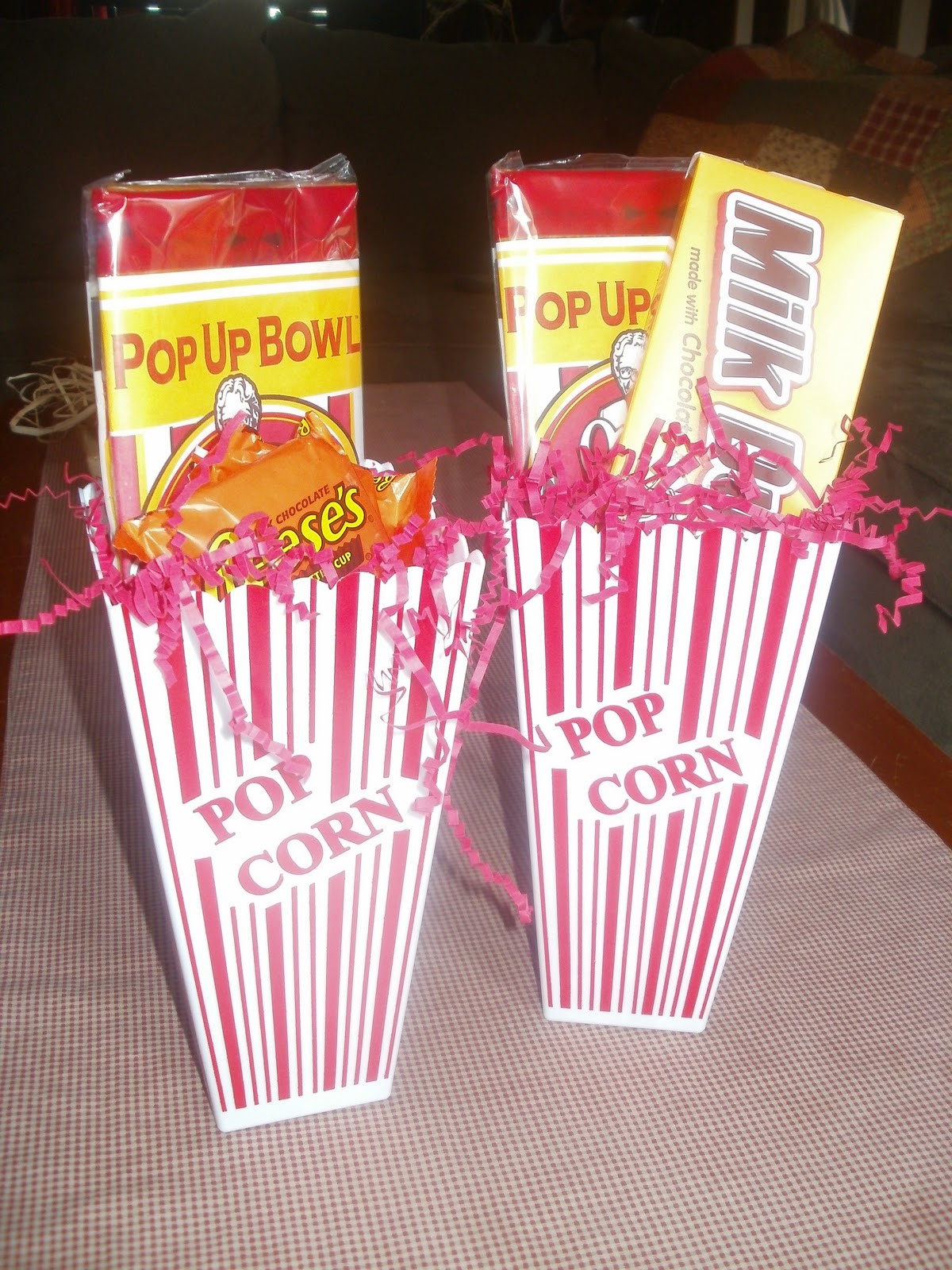 Popcorn Gift Baskets Ideas  Sweet Taters and Tales More Handmade Christmas Popcorn