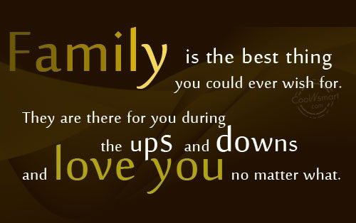 Positive Family Quotes  223 Best Inspirational Family Quotes