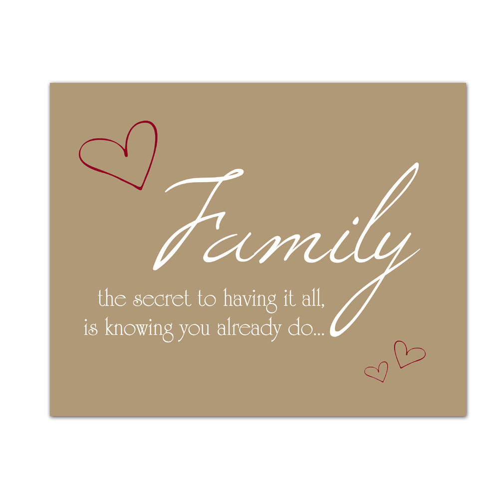 Positive Family Quotes  Inspirational Quotes About Family QuotesGram