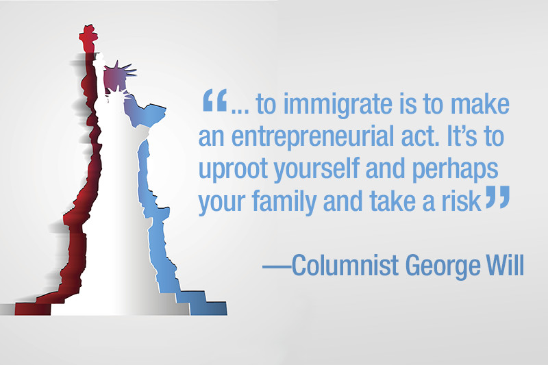 Positive Immigration Quotes  Invisible Girl Daily Positive Immigration Quotes