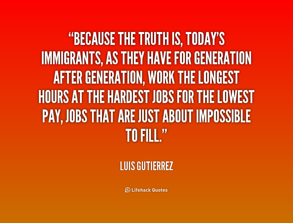 Positive Immigration Quotes  Positive Quotes About Immigration QuotesGram