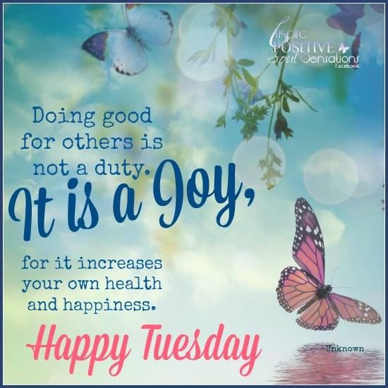 Positive Tuesday Quotes  Happy Tuesday Inspirational Quote s and