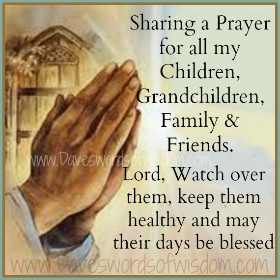 Prayers For My Family Quotes  Family Prayer Quotes And Sayings QuotesGram