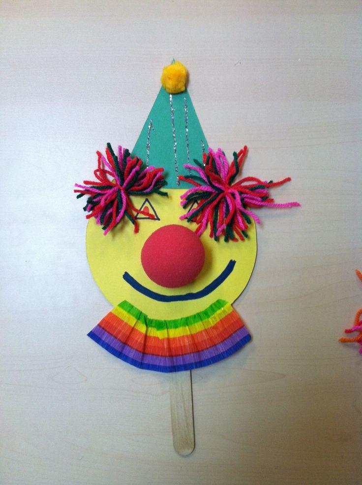 Preschool Arts And Craft  Best 25 Preschool circus ideas on Pinterest