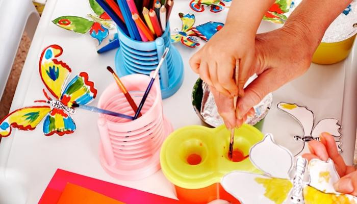 Preschool Arts And Craft  12 Easy Tips for Accessible Preschool Arts & Crafts for