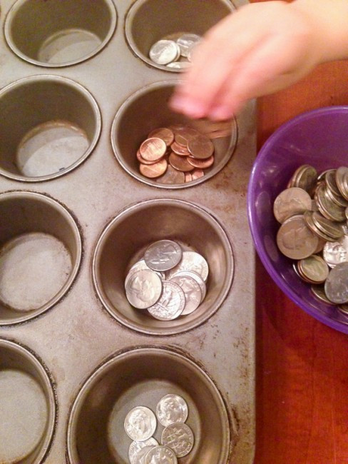 Preschool Money Crafts  3 Real Money Activities for Learning