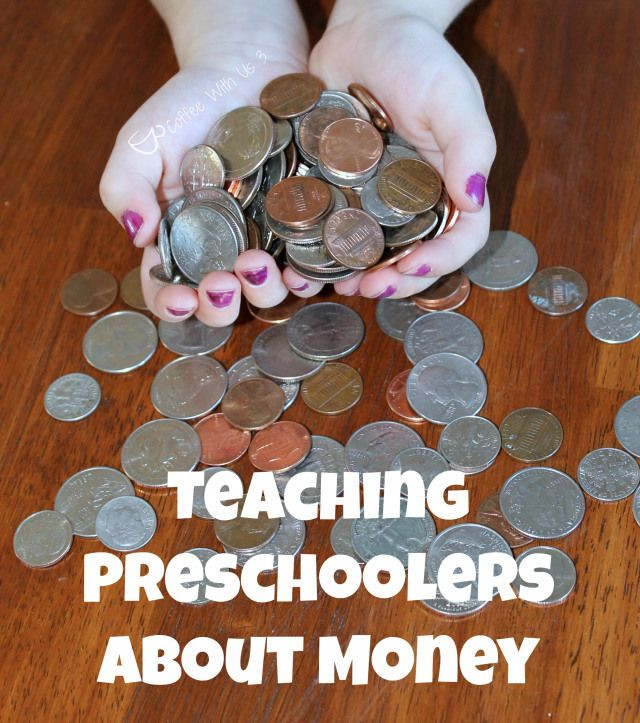 Preschool Money Crafts  Teaching Preschoolers About Money It s never too early to