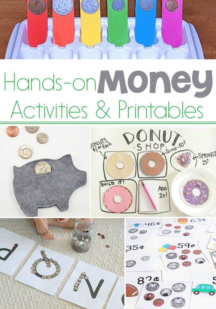 Preschool Money Crafts  Great Resources for Money Unit Study – Lesson Plans
