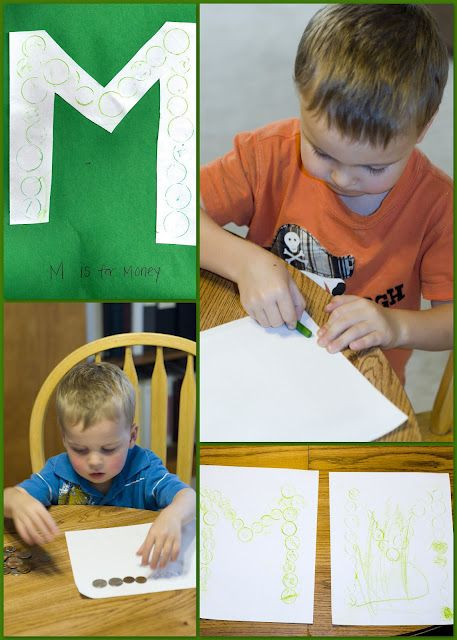 Preschool Money Crafts  Money Crafts and Money games on Pinterest