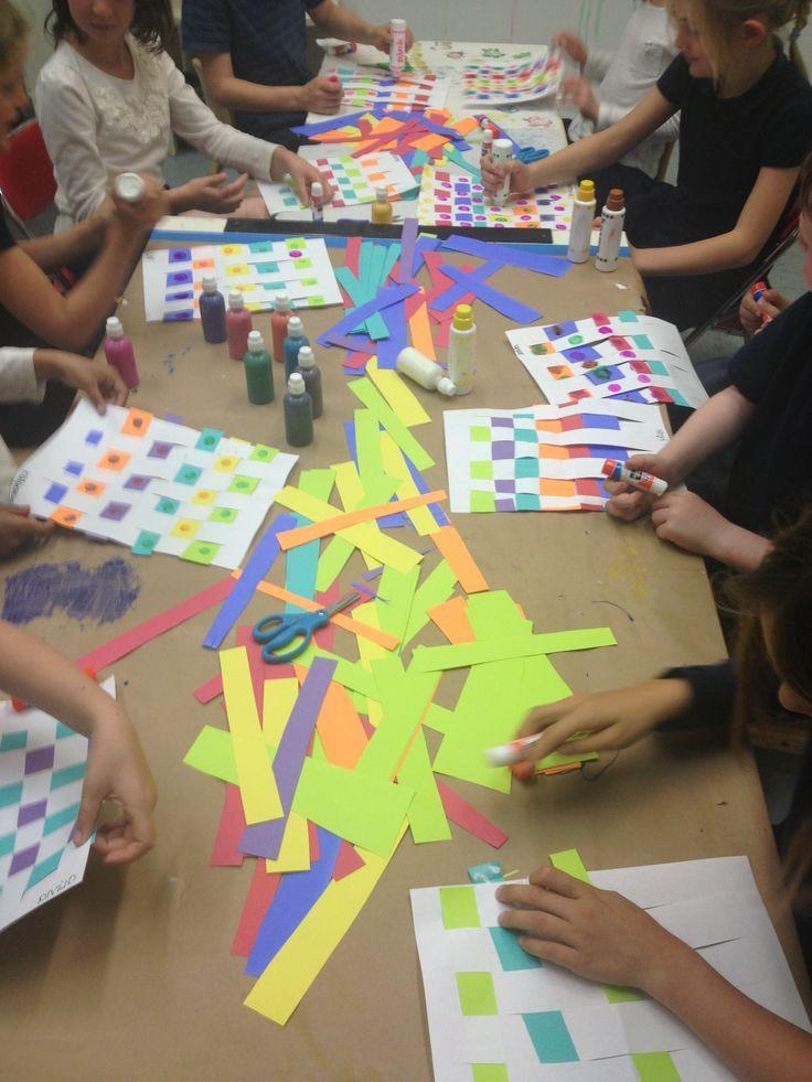 Preschool Projects Ideas  magic carpet crafts for kids