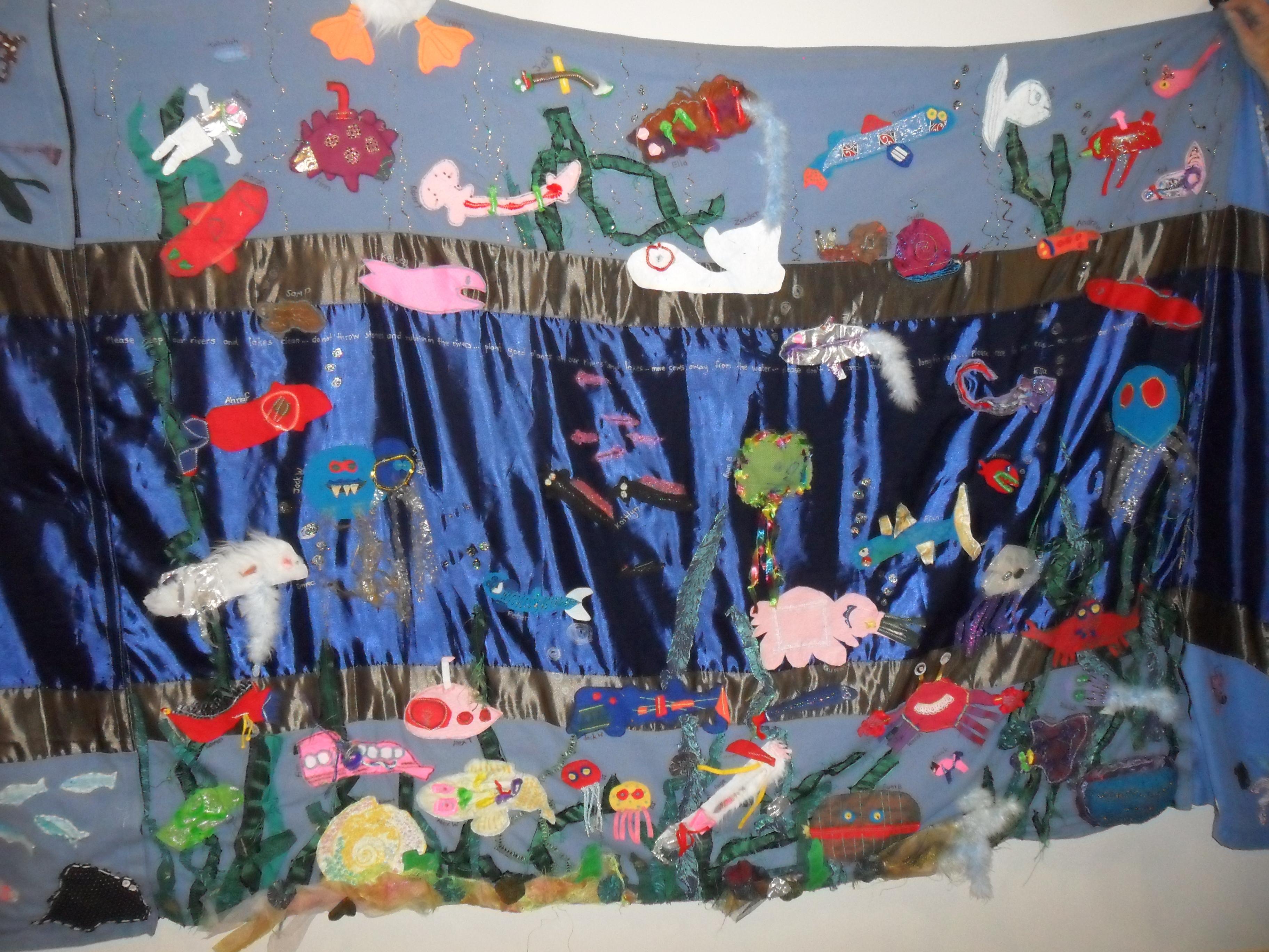 Preschool Projects Ideas  From Eels to Jaguars