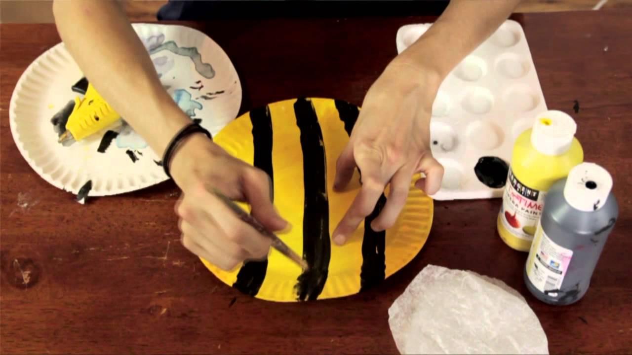 Preschool Projects Ideas  Bee Project in Preschool Preschool & Kindergarten Crafts
