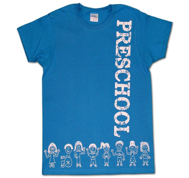 Preschool Shirt Ideas  15 best preschool tshirts images on Pinterest
