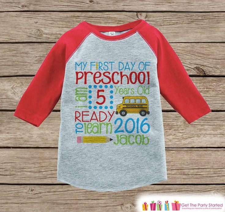 Preschool Shirt Ideas  17 Best ideas about Preschool Shirts on Pinterest