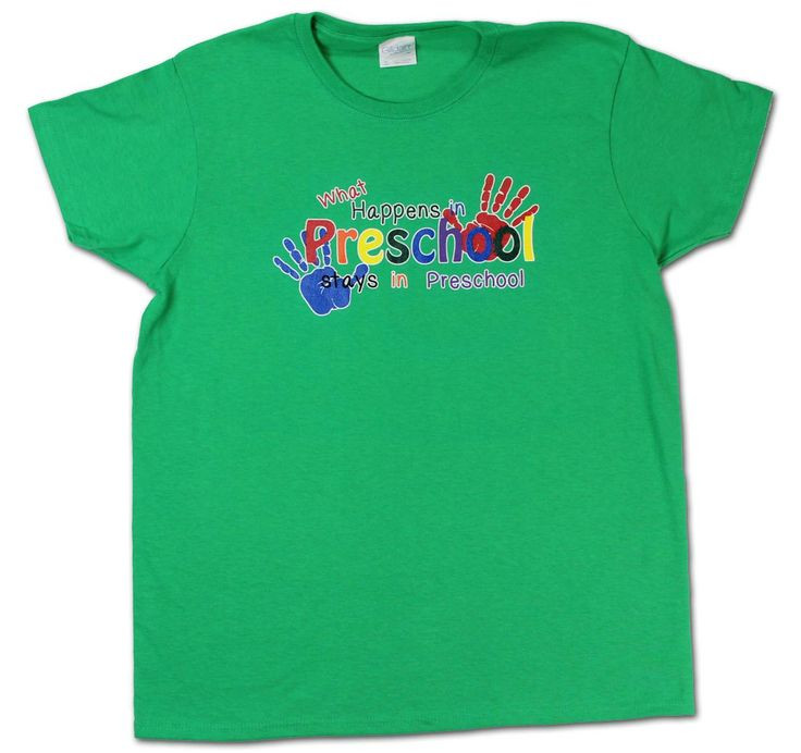 Preschool Shirt Ideas  What Happens in Preschool Stays in Preschool preschool