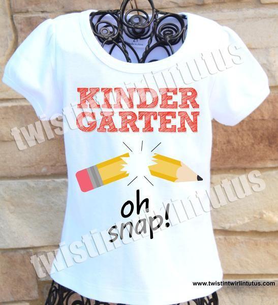 Preschool Shirt Ideas  Best 25 Kindergarten shirts ideas on Pinterest