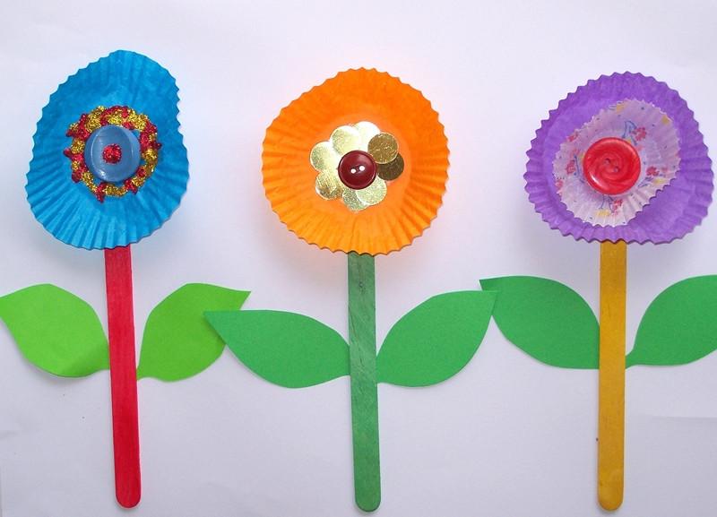 Preschool Spring Crafts Ideas  easy preschool spring crafts craftshady craftshady