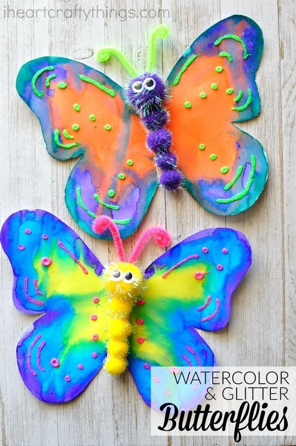 Preschool Spring Crafts Ideas  17 Best images about Spring & Summer Kids Crafts