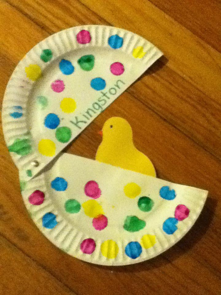 Preschool Spring Crafts Ideas  Preschool Easter craft Preschool crafts