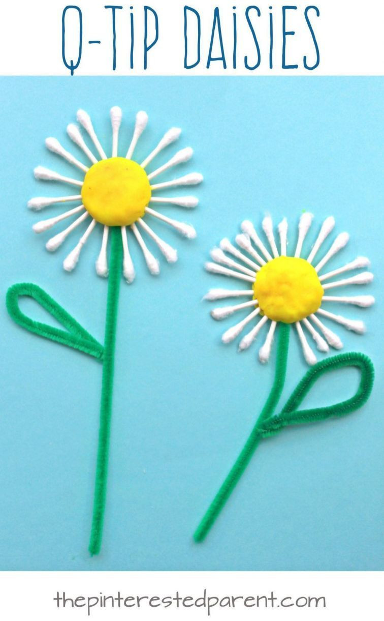 Preschool Spring Crafts Ideas  60 Creative for Kids Spring Crafts Preschool