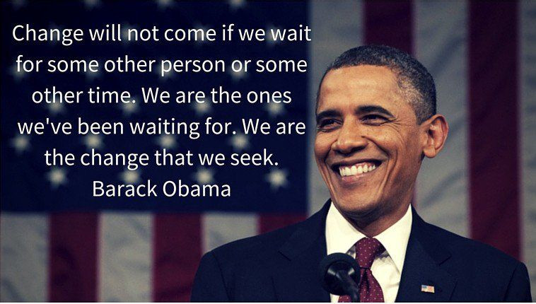 Presidential Quotes On Leadership  27 President Barack Obama Quotes Life Education and