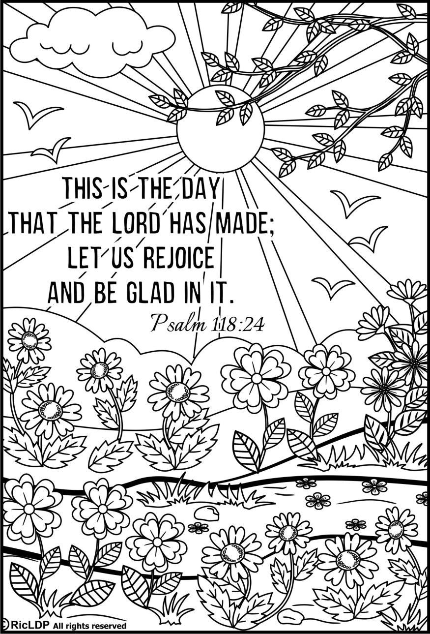 Printable Bible Coloring Pages For Toddlers?Trackid=Sp-006  15 Bible Verses Coloring Pages Coloring Pages