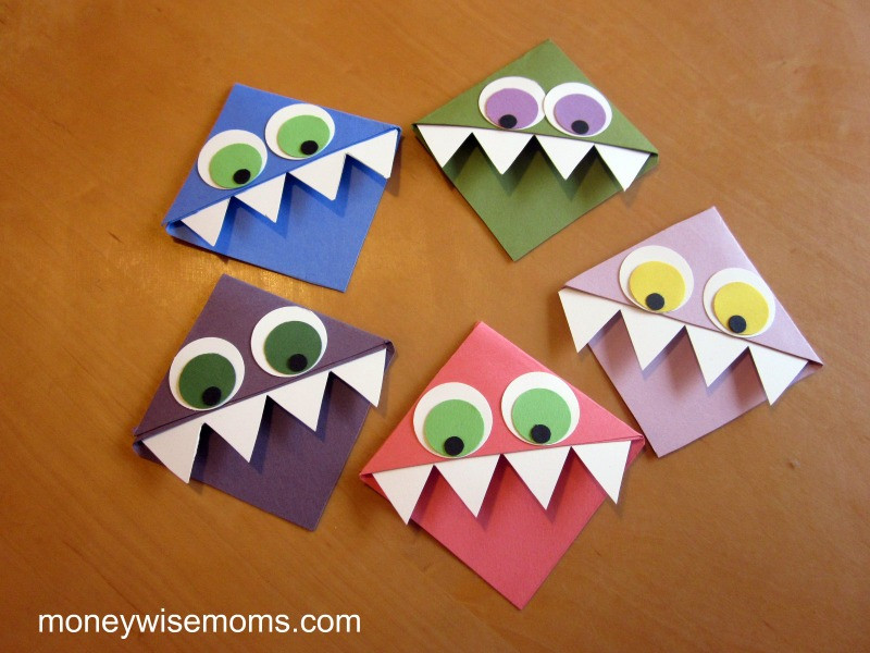 Quick And Easy Crafts For Kids  Quick and Easy Crafts for Kids to Give Moneywise Moms