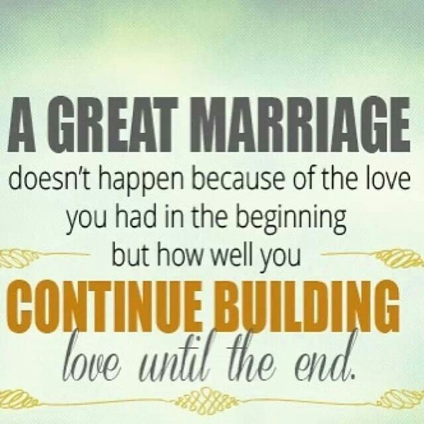 Quote About Happy Marriage  Best Happy Marriage Picture Quotes and Saying