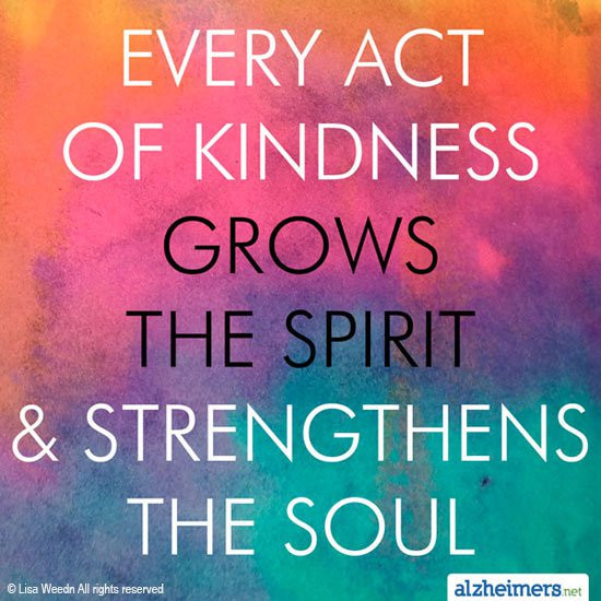 Quote Of Kindness  Little Acts Kindness Quotes QuotesGram
