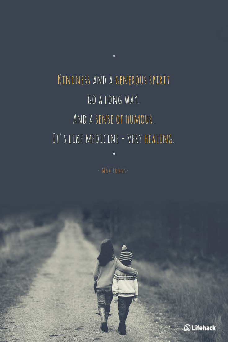 Quote Of Kindness  27 Kindness Quotes to Warm Your Heart